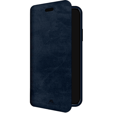 Black Rock Statement Booklet Apple iPhone XS - Dark Navy 99928300 vorne
