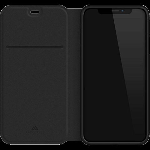 Black Rock Statement Booklet Apple iPhone XR - Schwarz 99928302 seitlich
