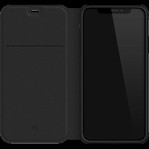 Black Rock Statement Booklet Apple iPhone XS Max - Schwarz 99928304 seitlich