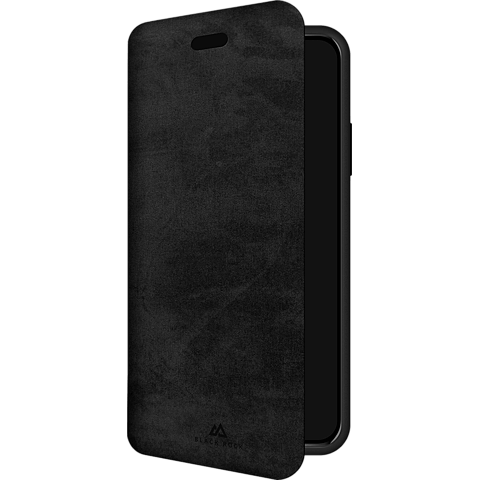 Black Rock Statement Booklet Apple iPhone XS Max - Schwarz 99928304 vorne
