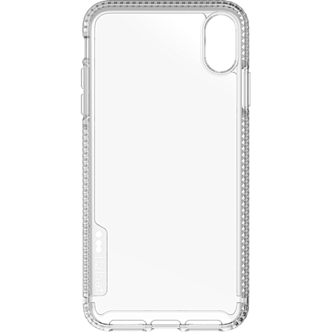 Tech21 Pure Clear Hülle Apple iPhone XS Max - Transparent 99928322 hinten