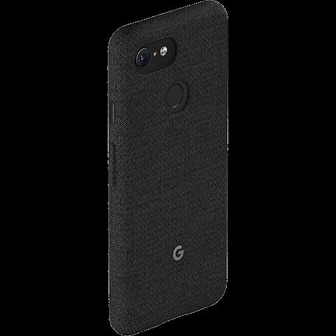 Google Stoff Case Pixel 3 - Graphit 99928503 seitlich