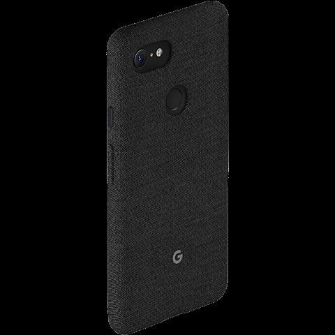 Google Stoff-Case Pixel 3 XL - Graphit 99928505 seitlich