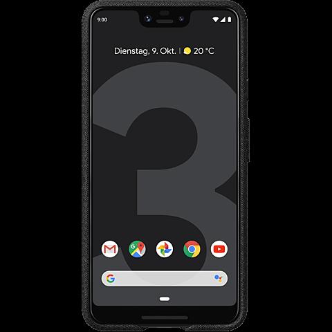 Google Stoff-Case Pixel 3 XL - Graphit 99928505 hinten