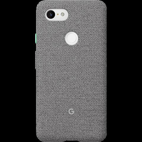 Google Stoff-Case Pixel 3 XL - Nebel 99928506 vorne