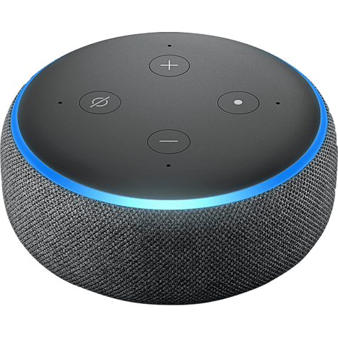Amazon Echo Dot (3. Gen.) -  Anthrazit 99928598 hero