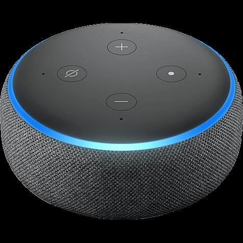Amazon Echo Dot (3. Gen.) -  Anthrazit 99928598 hero