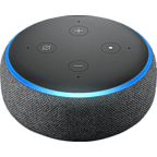 Amazon Echo Dot (3. Gen.) -  Anthrazit 99928598 kategorie