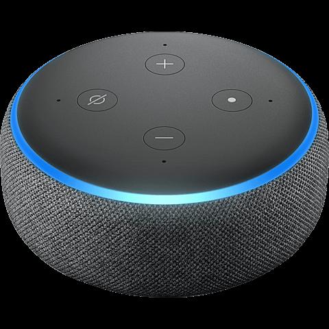 Amazon Echo Dot (3. Gen.) -  Anthrazit 99928598 vorne