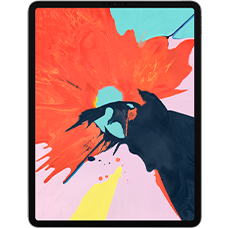 Apple 12,9'' iPad Pro (3. Generation) WiFi Spacegrau Katalog