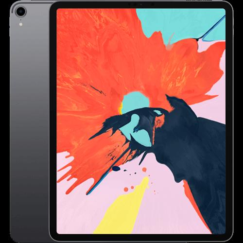 Apple 12,9'' iPad Pro (3. Generation) WiFi Spacegrau Vorne und Hinten