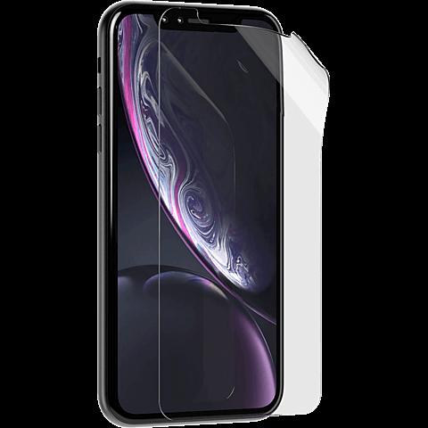 Tech21 Impact Shield Displayschutzfolie iPhone XR 99928319 seitlich