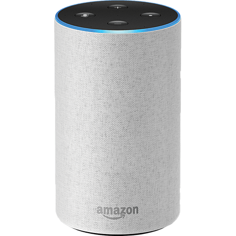 Amazon Echo (2. Gen.) Sandstein vorne 99928599