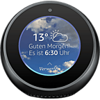 Amazon Echo Spot - Schwarz 99928602 kategorie