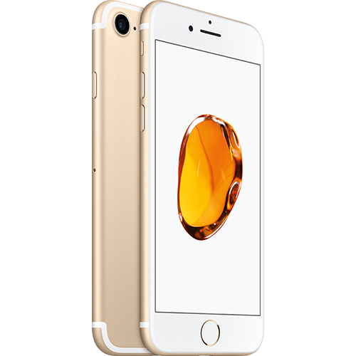 Apple iPhone 7 Gold vorne thumb