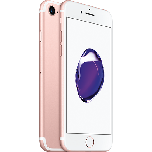 Apple iPhone 7 Roségold vorne thumb