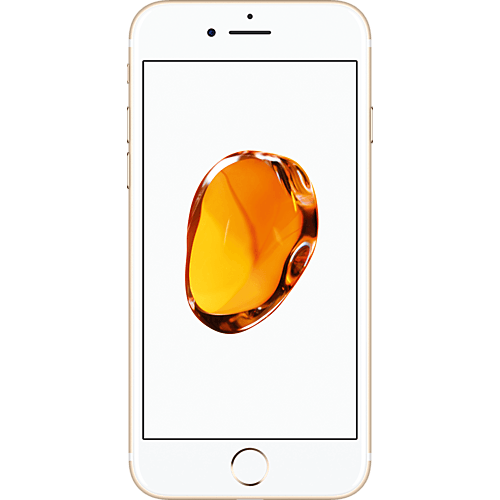 Apple iPhone 7 Gold vorne