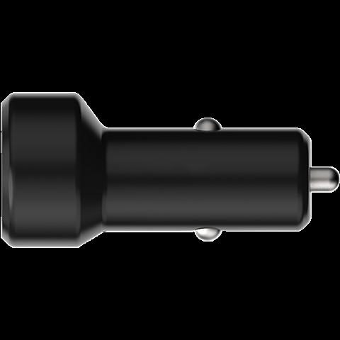 xqisit Kfz-Ladegerät 3,4A Dual USB 99928166 seitlich
