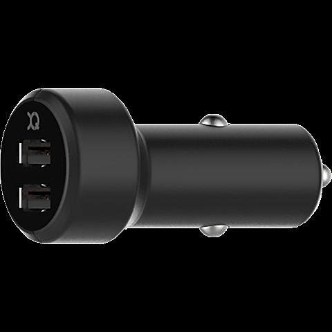 xqisit Kfz-Ladegerät 3,4A Dual USB 99928166 vorne