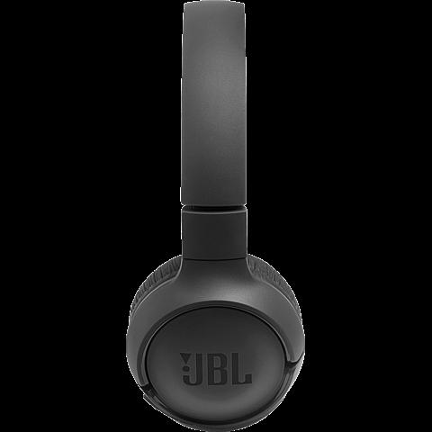 JBL TUNE 500BT On-Ear Bluetooth Kopfhörer - Schwarz 99928633 seitlich
