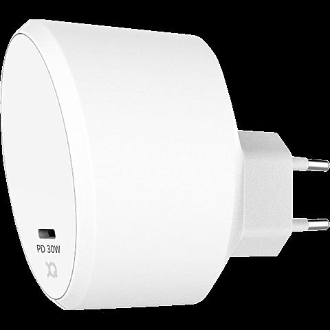 xqisit Ladegerät 30W Single USB-C 99928171 vorne