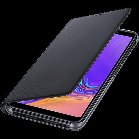 Samsung Flip Wallet Galaxy A7 (2018) 99928683 seitlich