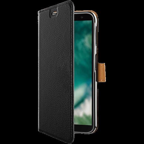 xqisit Slim Wallet Selection Samsung Galaxy A7(2018) 99928673 vorne
