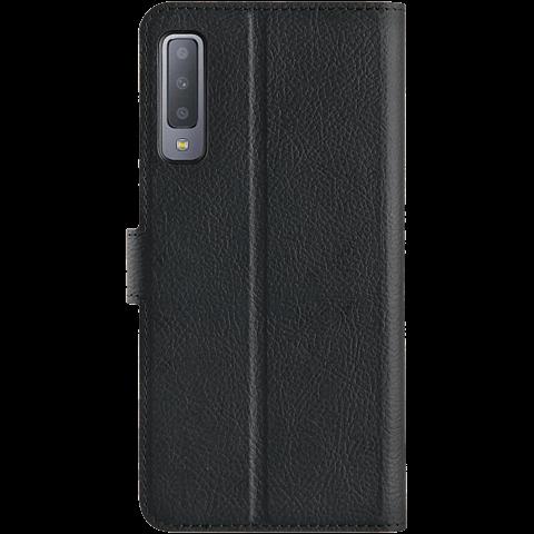 xqisit Slim Wallet Selection Samsung Galaxy A7(2018) 99928673 hinten