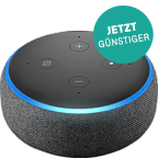 Amazon Echo Dot (3. Gen.) -  Anthrazit 99928598 kategorie
