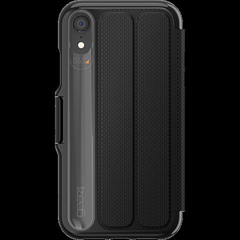gear4 Oxford Tasche Apple iPhone XR sw hinten 99928712