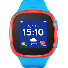 TCL MT30 Movetime Kids Watch Blau Katalog