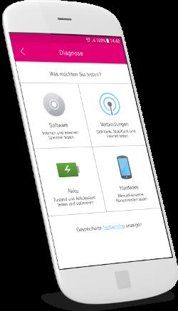 Hilfe App Telekom