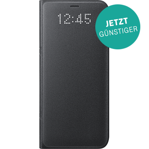 Samsung Led View Cover Samsung Galaxy S8 - Schwarz kategorie 99926499