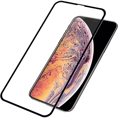 PanzerGlass Display Glas Apple iPhone Xs X - transparent vorne 99928791