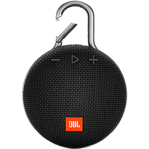 JBL Clip 3 Bluetooth Lautsprecher - schwarz hero 99928866