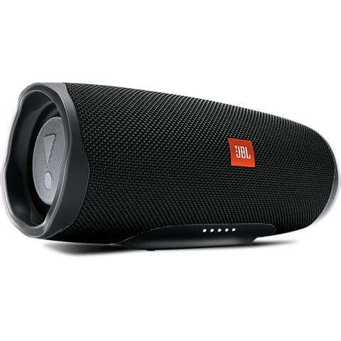JBL Charge 4 Bluetooth Lautsprecher - schwarz seitlich 99928865