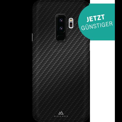Black Rock Ultra Thin Iced Case Samsung Galaxy S9+ 99927629 vorne aktion