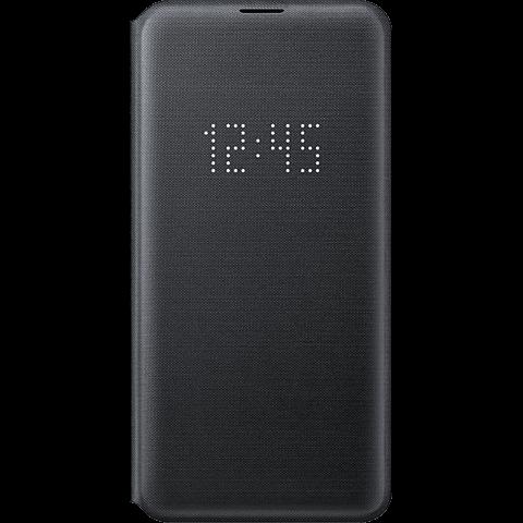 Samsung LED View Cover Galaxy S10e - Schwarz 99928901 vorne