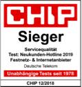 Chip - Sieger Servicequalität