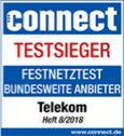 connect Testsieger Festnetztest