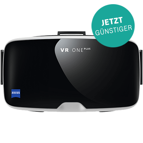 Zeiss VR ONE Plus 99925987 vorne aktion