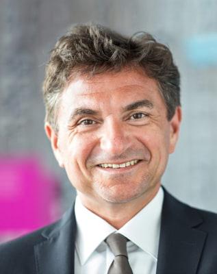 Telekom Geschäftsführer Ferri Abolhassan