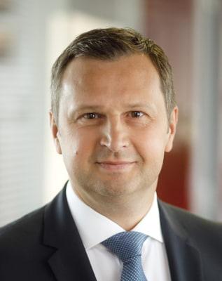 Telekom Geschäftsführer Klaus Werner