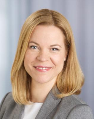 Telekom Geschäftsführerin Simone Thiäner