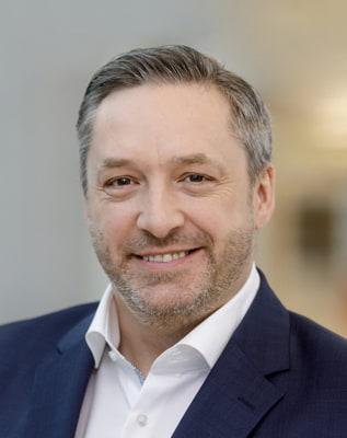 Telekom Geschäftsführer Walter Goldenits