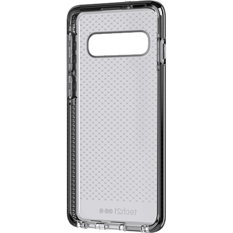 Tech21 Evo Check Hülle Samsung Galaxy S10 - Schwarz 99928879 hero