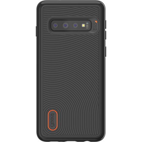 gear4 Battersea Case Samsung Galaxy S10 - Schwarz 99928931 vorne