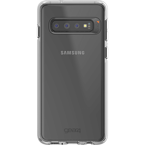 gear4 Crystal Palace Case Samsung Galaxy S10 - Transparent 99928932 vorne