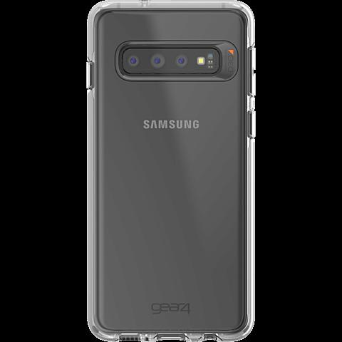 gear4 Crystal Palace Case Samsung Galaxy S10 - Transparent 99928932 vorne