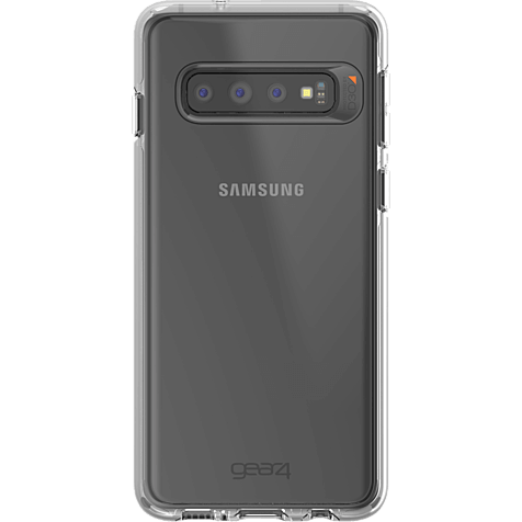 gear4 Crystal Palace Case Samsung Galaxy S10 - Transparent 99928932 hero